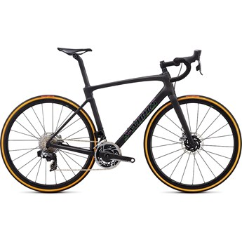 Specialized Roubaix S-Works Etap Satin Carbon/Tarmac Black Black Crystal Black Reflective