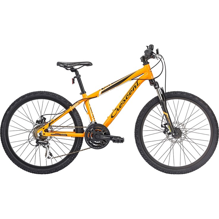 "Crescent Team Junior 24"" Orange (Matt)"