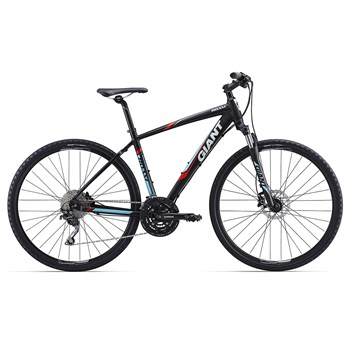 Giant Roam 1 Disc Black/Red  2016