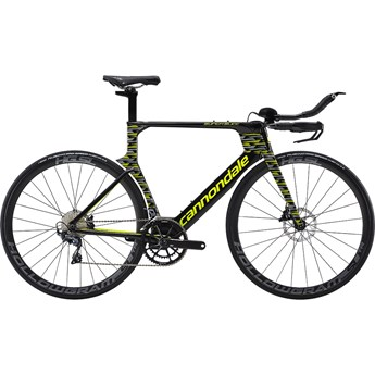 Cannondale SuperSlice Ultegra Svart 2019