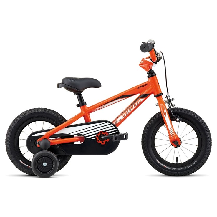 Specialized Hotrock 12 Coaster Boys Orange/White/Black