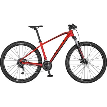 Scott Aspect 750 Red/Black