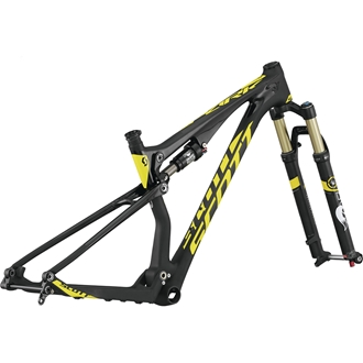 Scott Genius 730 - Celoodpružené bicykle - MTBIKER bazár