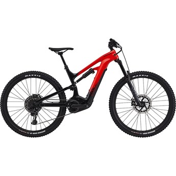 Cannondale Moterra Neo 2 Acid Red 2020