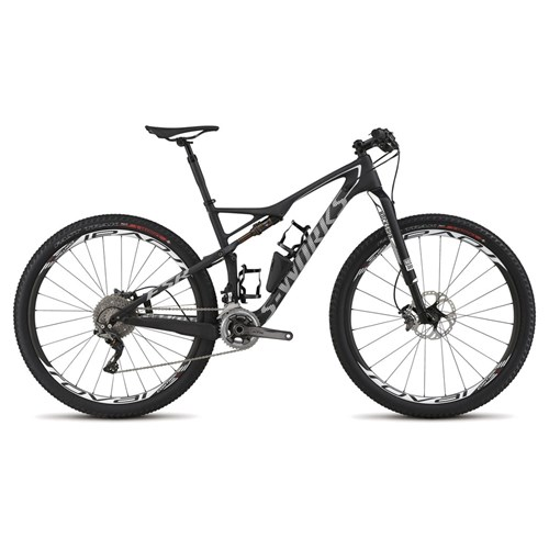 Specialized S-Works Epic FSR Carbon 29 Carbon/White 2015