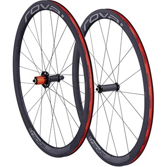 Specialized Rapide CLX 40 Wheelset Eur Charcoal/Black