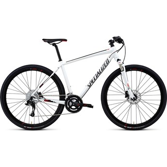 Specialized Crosstrail Comp Disc Vit/Svart/Röd