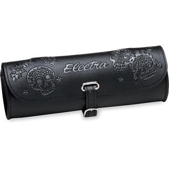 Electra Cylinder Bag Sugar Skulls Sadelväska