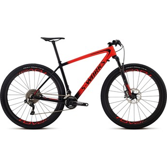 Specialized S-Works Epic HT Men Carbon Di2 29 Satin Gloss Rocket Red/Black 2018
