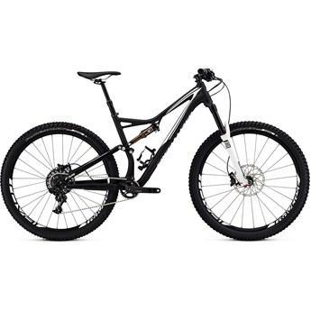 Specialized Stumpjumper FSR Elite 29 Satin Black/White