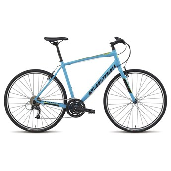 Specialized Sirrus Sport Cyan/Black/Hyper Green