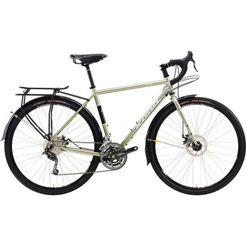 Kona Sutra Gloss Desert Khaki with Off-White and Black Decals