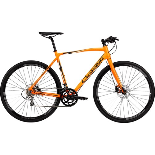 Crescent Yotta Orange Matt 2016