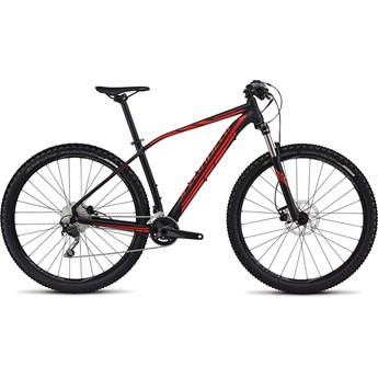 Specialized Rockhopper Expert 29 Satin Black/Gloss Rocket Red