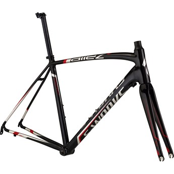 Specialized S-Works Allez Frameset (Rampaket) Black/Silver/Red