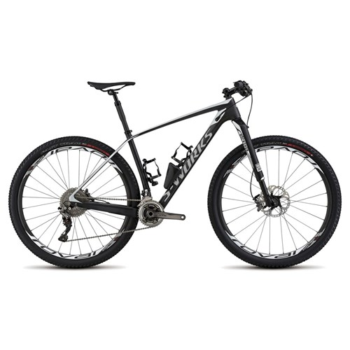 Specialized S-Works Stumpjumper Hardtail Carbon 29 Carbon/White 2015