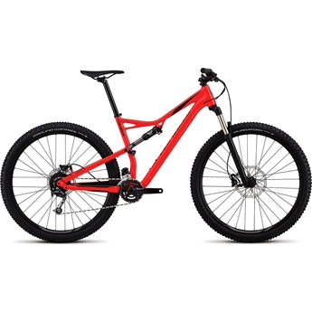 Specialized Camber FSR Men 29 Gloss Rocket Red/Black