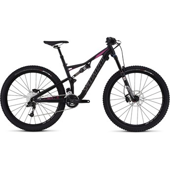 Specialized Rhyme FSR Comp 650B Satin Black/Bright Pink