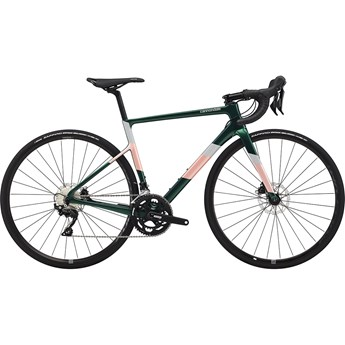 Cannondale SuperSix EVO Carbon Disc Womens 105 Emerald 2020