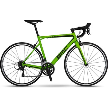 BMC Teammachine SLR03 Sora Compact Grön och Svart 2016
