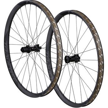 Specialized Traverse SL 650B 142+ Wheelset Carbon/Black