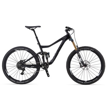 Giant Trance Advanced SX 27.5 Matt/Svart