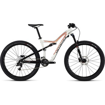Specialized Rumor FSR Comp 650B Gloss Dirty White/Black/Coral