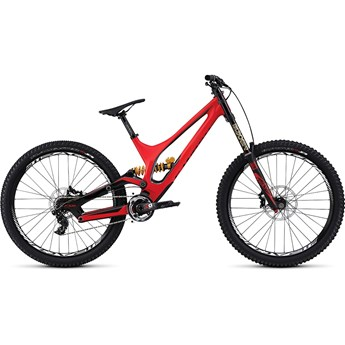 Specialized S-Works Demo 8 Satin/Gloss Red/Carbon
