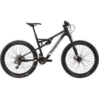 Cannondale Habit Carbon Black Inc Jet Black with Chrome and Cashmere, Satin and Gloss