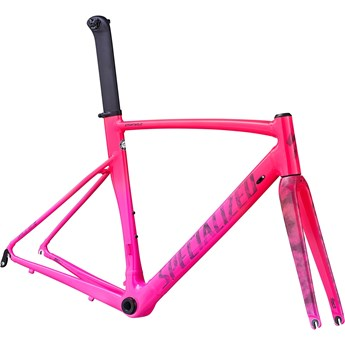 Specialized Allez Sprint Frameset Gloss Acid Pink/Acid Purple/Gravity Fade/Dot Camo
