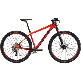 Cannondale F-Si Hi-Mod 1 Acid Red withJet Black, Gloss