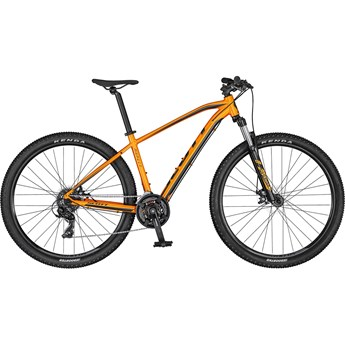 Scott Aspect 970 Orange/Dark Grey