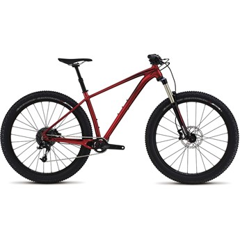 Specialized Fuse Comp 6Fattie Gloss Candy Red/Black