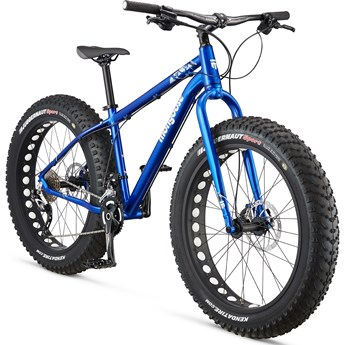 Mongoose Argus Comp Midnight Blue 2016
