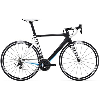 Giant Propel Advanced 2 Comp/White/Blue