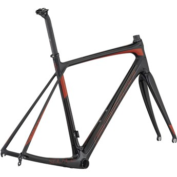 Scott Solace 10 HMF Mechanical/Di2 Frame Set