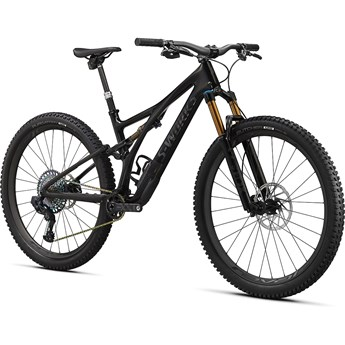 Specialized S-Works Stumpjumper Gloss Black/Carbon 2021