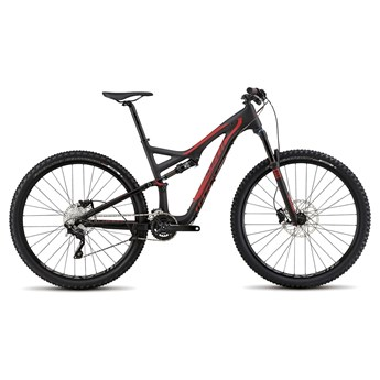 Specialized Stumpjumper FSR Comp Carbon 29 Carbon/Red