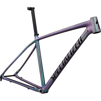 Specialized Chisel DSW 29 Frame Satin Brushed Chameleon Tint/Tarmac Black 2020