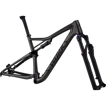Specialized S-Works Epic Men Carbon 29 Frame Gloss Satin Charcoal Tint Carbon/Black 2018