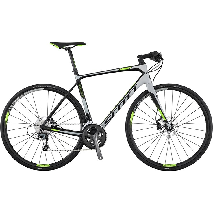 Scott Solace 30 Flat Bar Disc