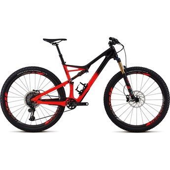 Specialized S-Works Camber FSR Men Carbon 29 Gloss Satin Black/Rocket Red 2018