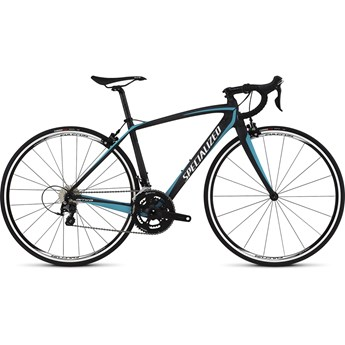 Specialized Amira SL4 Elite CEN Satin Carbon/Turquoise/White