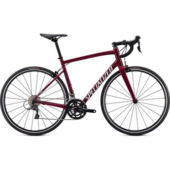 Specialized Allez E5 Gloss Raspberry/Metallic White Silver 2021