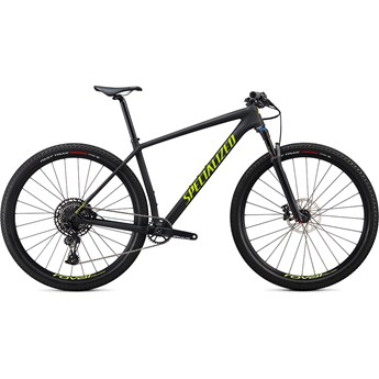 Specialized Epic Hardtail Comp Carbon 29 Satin Carbon/Hyper Green 2020