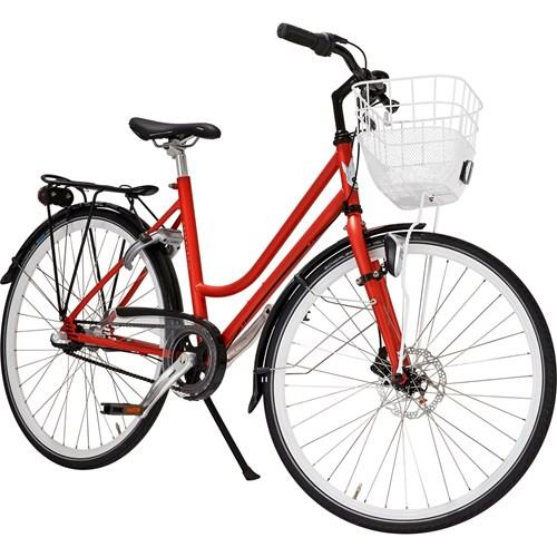 Skeppshult Flickcykel 26 3 Växlar Tegelbruk 2016