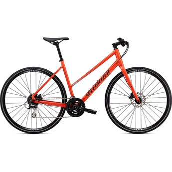 Specialized Sirrus 2.0 St Vivid Coral/Summer Blue/Black
