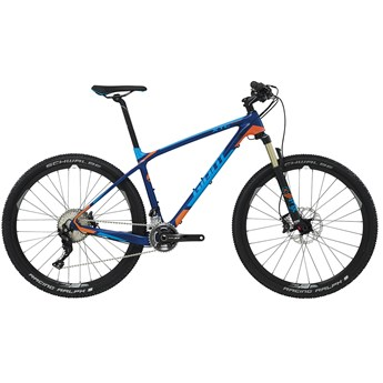 Giant XtC Advanced 27.5 1.5 LTD Dark Blue/Orange 2016