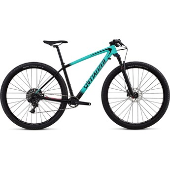 Specialized Epic HT Women Comp Carbon 29 Acid Mint/Tarmac Black/Acid Pink