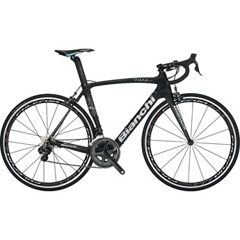 Bianchi Oltre XR1 Ultegra Di2 Black/Celeste/Silver